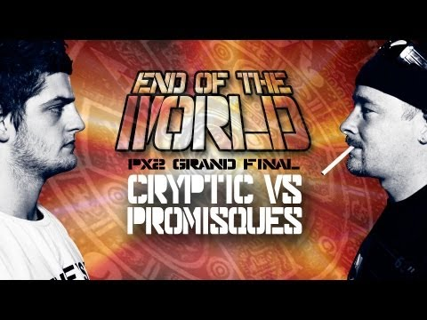 1OUTS - PX2 Grand Final: CRYPTIC vs PROMISQUES