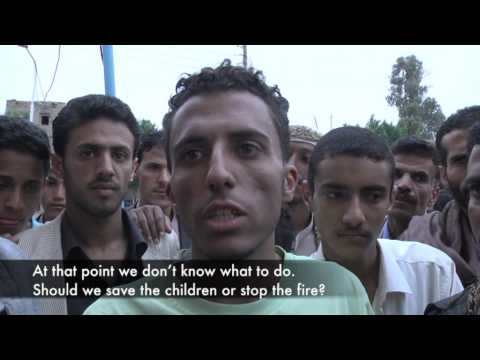 Suicide bombing in Sanaa targets Defense Minister - 9/11/2012