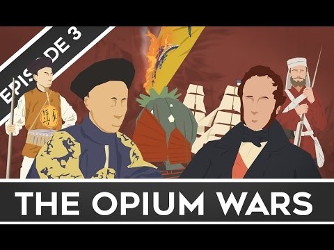 Feature History - Opium Wars