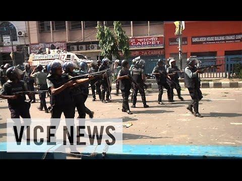 Anarchy At The Ballot Box: Bangladesh Rising