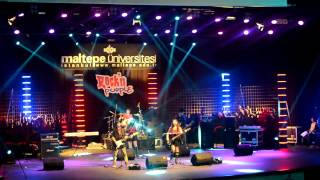 Kağıthane Anadolu Lisesi - Rock n Purple 2014 - Little Talks