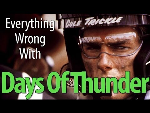 Everything Wrong With Days Of Thunder In 8 Minutes Or ...