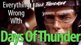 Everything Wrong With Days of Thunder In 8 Minutes Or Less