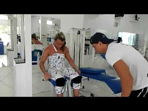 TREINO DE QUADRCEPS - LEG-PRESS 45 EM SUPER SRIE COM CADEIRA EXTENSORA Image 1