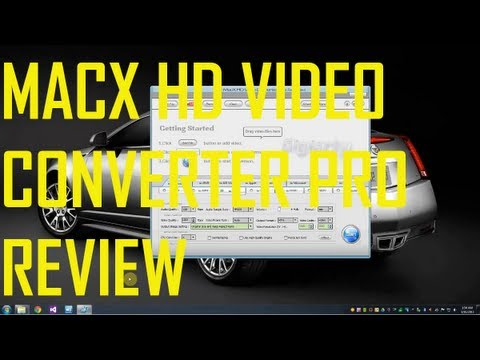 MACX HD Video Converter PRO Review for WINDOWS