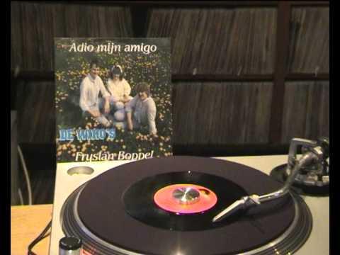 Wiko's - Adio mijn amigo (45toeren sample)