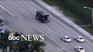 Dramatic chase and shootout leaves 4 dead at South Florida intersection | ABC News