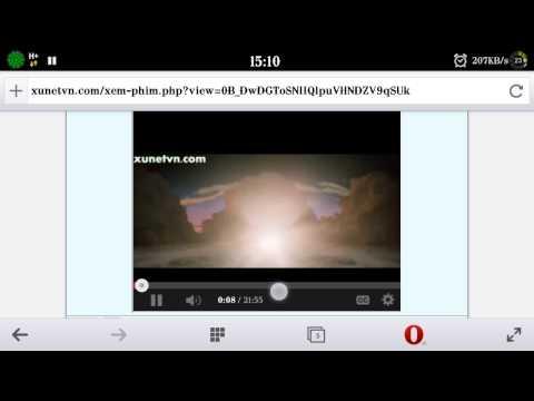 Hướng Dẫn Tải Phim Cho điện Thoại Trên Xunetvn video