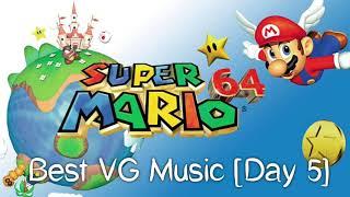 File Select - Super Mario 64