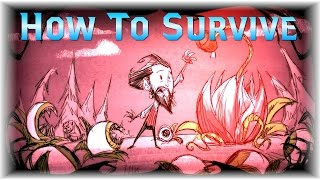 Dont Starve: How To Survive 20+ days