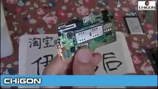 Disassembly Lenovo P780