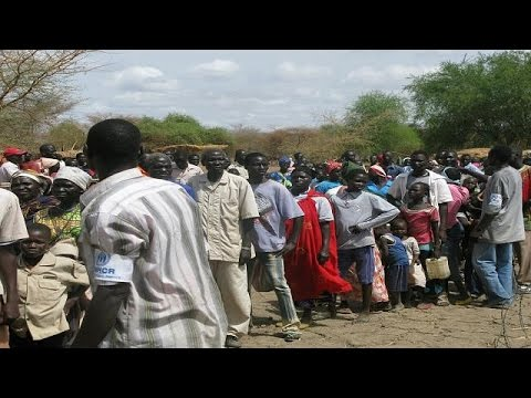 Thousands Of Hungry South Sudan Refugees Flee To Sudan