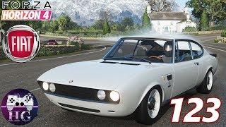News Forza Horizon 4. Update 10 - Fiat Dino, oltre i 400 km/h. ITA