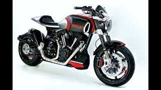 ARCH Motorcycle 1S |Keanu Reeves Motorcycle Brands