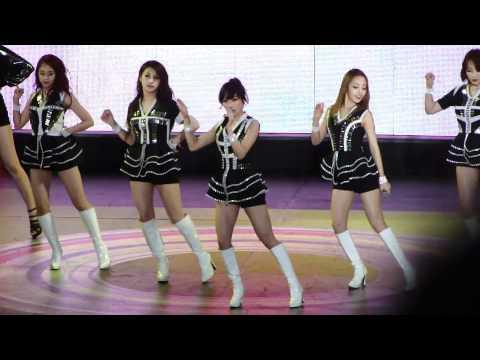 [fancam] 120521 Kara - Mister  Korean Music Wave video