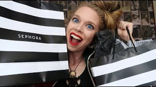 Sephora Haul - I Bought Everything EXCEPT the ONE thing I Needed.