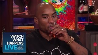 Charlamagne Tha God's Dishes Advice To The 'Wives | RHOA | WWHL