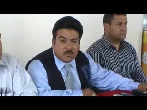 PRESENTA A NUEVO DIRECTOR DE SEGURIDAD PUBLICA EN TEHUACAN