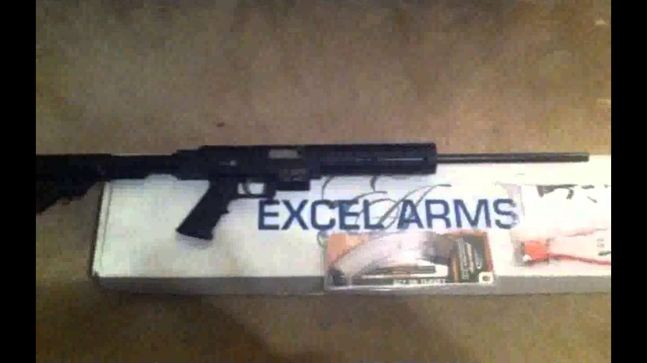 Excel Arms x 5.7r Rifle