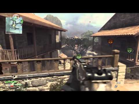Nuevo mapa Mw3 - Sanctuary - Dominio