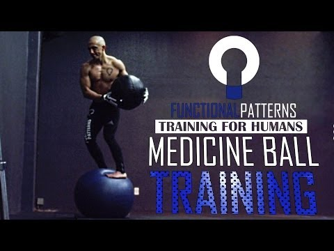 REAL Functional Fitness - Medicine Ball Training Circuit Image 1