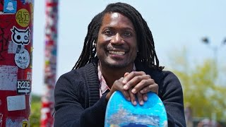 Neftalie Williams | Using skateboarding as a tool for cultural diplomacy