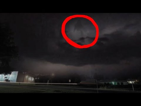 Michael Jackson doing the moonwalk in clouds during lightning storm june 23th 2015