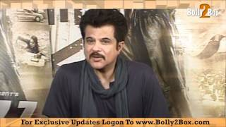 Tezz - Anil kapoor in Movie tezz