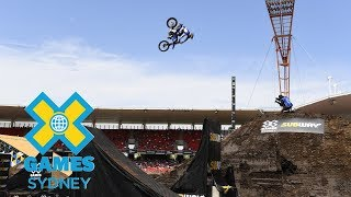 WATCH LIVE: Moto X Freestyle Final at X Games Sydney 2018