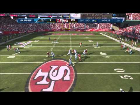 Madden 13 CCM Game Play: Football Outsiders Divisional Round
