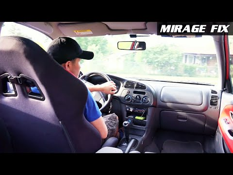 Mirage Fix 28   Jump Starter, Battery, Oil Change, Strut Bars