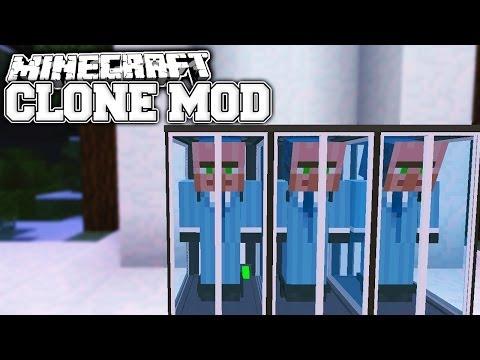 Minecraft CLONE MOD