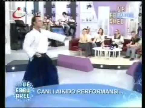 Kanal Türk - Zühtü Akıllı Sensei ile Aikido