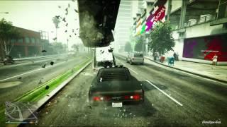 GTA V CAR CRASH COMPILATION #2 (Подборка ДТП в ГТА 5, часть 2)