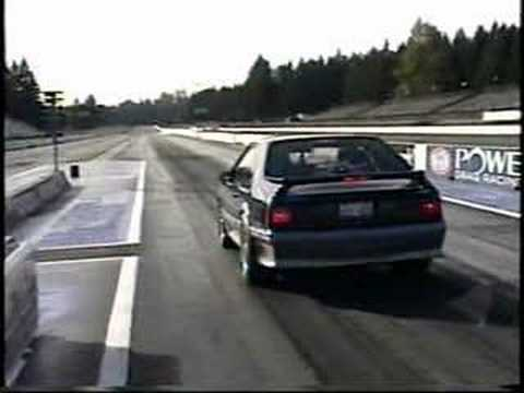 1000+RWHP Turbo Technology Street Fox Body Mustang Video