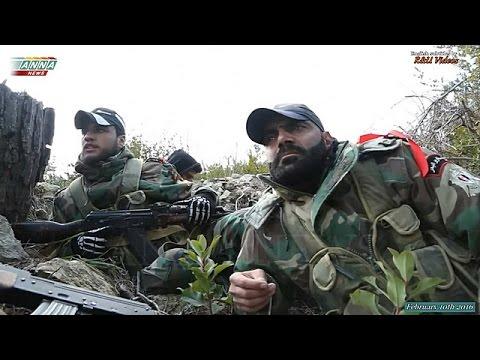 Liberation of Bashura Latakia 'Desert Falcons'