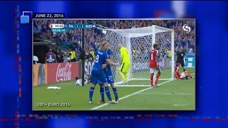 Soccer Commentator Goes Nuts After Iceland Win