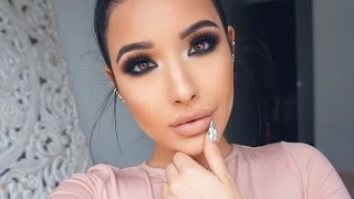 Full Face of First Impressions Makeup Tutorial