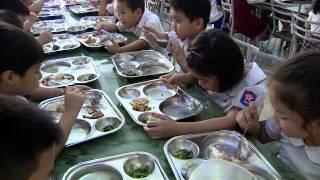 Một ngày của bé -  VAS Hanoi