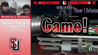 SU Melee 2/14/19 - Schmeli (Falco) vs. Nav (Fox) - Club Bracket