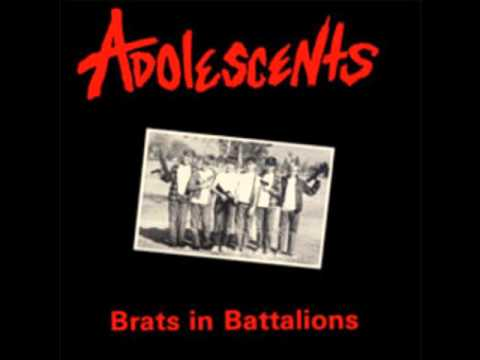 Adolescents - I Got A Right