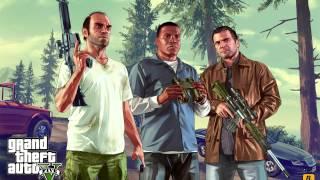 Фон#5 Grand Theft Auto V as GTA V