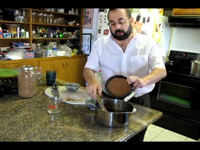 How to make raw chocolate, with Dr. Harlan Sparer, Chiropractor in Tempe, Arizona
