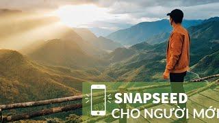 P2 Chỉnh ảnh bằng Snapseed dành cho người mới: Những Bộ Lọc tạo màu film ấn tượng