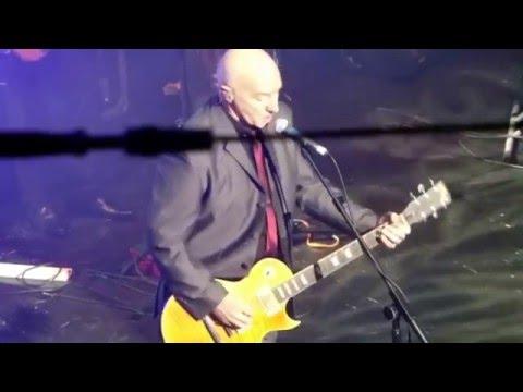 Midge Ure - David Bowie tribute, Starman - live @ The Indigo, London, 6/3/2016