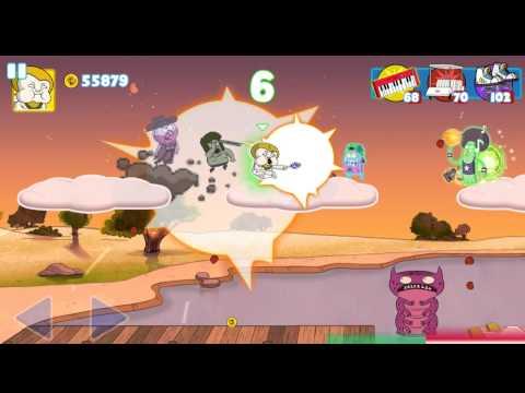 Tosta Fantasmas: #4   GAMEPLAY   ESPAÑOL   Un Show Mas