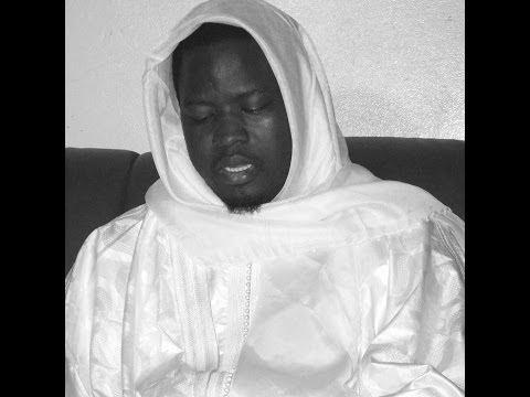 Magal 2013 - Waxtaan de Cheikh Ahmadou MBACKE Maa-ul Hayaat