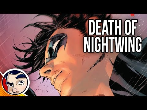 "Batman ""Death of Nightwing"" - Complete Story"