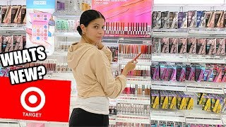 NEW DRUGSTORE MAKEUP AT TARGET!!  HIT OR MISS?