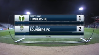 2018 MLS Preseason Portland Timbers vs Seattle Sounders in Tucson, Ariz